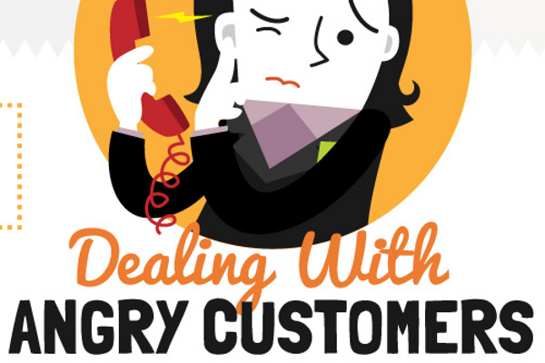 6 Tips For Dealing With An Angry Customer Brandongaille Com
