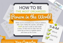 How to Be More Organized in Life