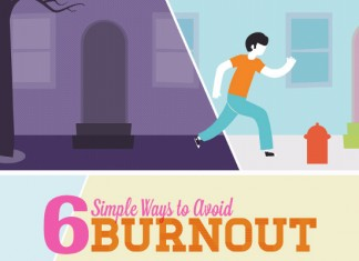 6 Ways of Dealing with Burnout