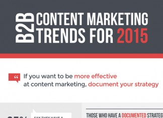 This Year's B2B Content Marketing Trends