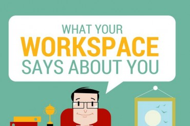 What Your Workspace Says to Everyone