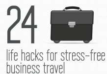 24 Ways to Make Business Travel Easy