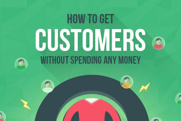 8 Zero Cost Ways to Get New Customers