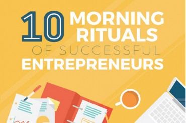10 Morning Routines of the Ultra Successful