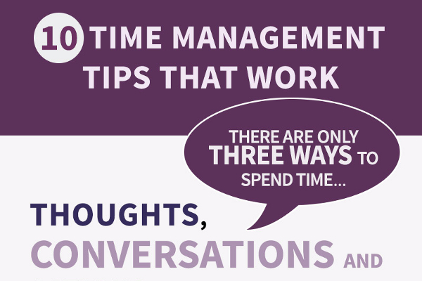 10 Terrific Time Management Tips