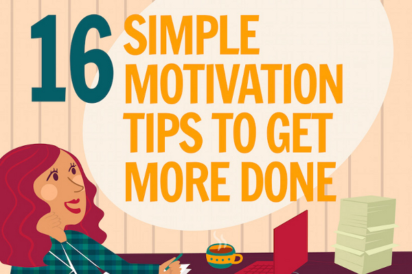 16 Best Ways to Motivate Yourself