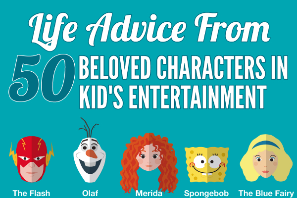 50 Life Quotes From Beloved Kid S Characters Brandongaille Com