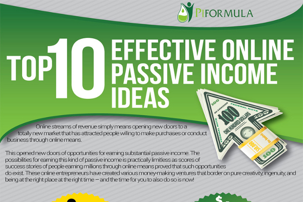 10 Best Passive Income Streams