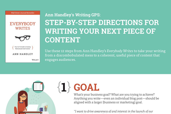 12 Steps to Writing Incredible Content