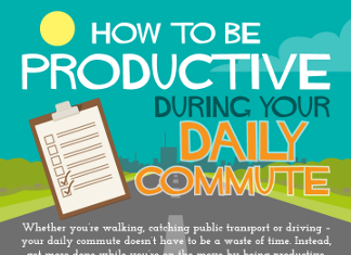 11 Ways to Have a Productive Commute to Work