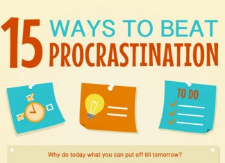 15 Ways to Stop Procrastination Right Now