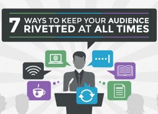 7 Ways Pro Speakers Keep Their Audience Engaged