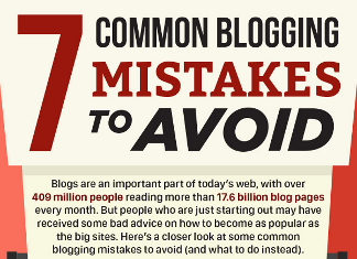 How to Overcome the 7 Biggest Blogging Mistakes