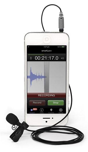 Periscope Microphone
