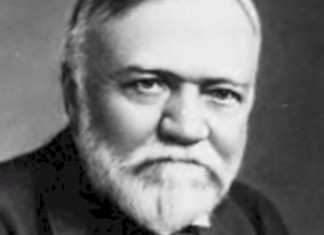 a discussion of the philantrophy of andrew carnegie Andrew carnegie and others cited social darwinist theories to justify the widening disparities in wealth between the rich and the poor during the era of industrialization robber barons.