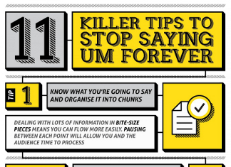How to Stop Saying Um in Presentations
