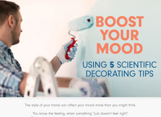 5 Decorating Tips that will Improve Your Mood