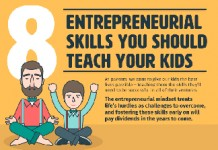 8 Entrepreneurial Skills That Your Children Should Master