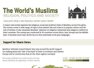 29 Stunning Islam Demographics