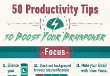 50 Ways to Improve Personal Productivity