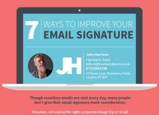7 Ways to Make Your Email Signature Pop