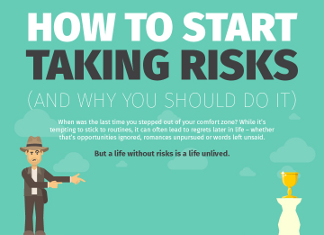 How to Take More Risks in Business and Life