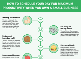 13 Things Successful People Schedule into Their Days
