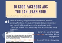 10 Examples of Successful Facebook Ads