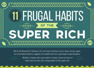 11 Frugal Habits of Billionaires