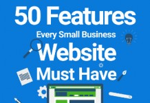 50 Vital Elements of a Small Business Website