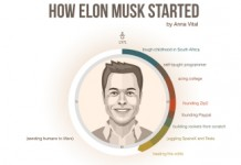 How Elon Musk Built His Net Worth to $12.1 Billion