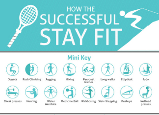 15 Ways the Ultra Successful Stay in Shape