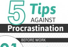 5 Keys to Overcoming Proscrastination