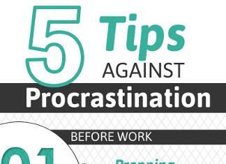5 Keys to Overcoming Proscrastination