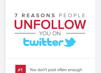 7 Reasons Why People Unfollow Twitter Accounts