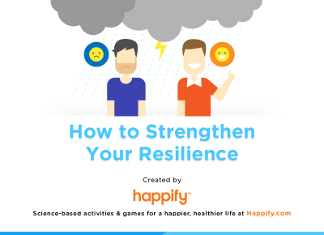 25 Best Tactics for Building Personal Resilience