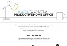 9 Great Home Office Design and Organization Tips