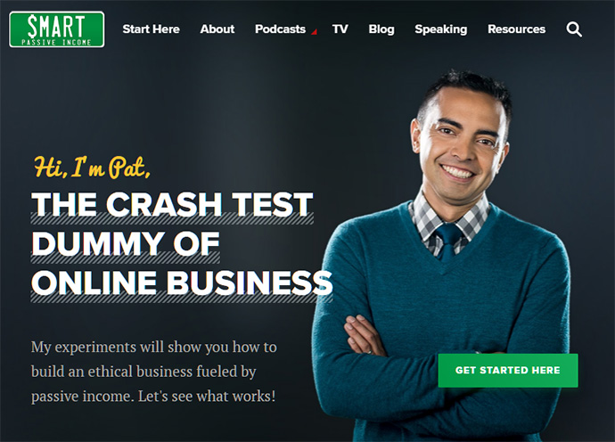pat-flynn-start-here-home-page-example