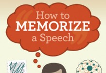 4 Keys to Memorizing a Speech