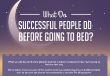 8 Nighttime Routines of Some of the Most Successful People