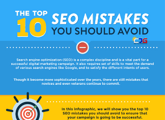 10 Big SEO Mistakes that Ruin Search Rankings