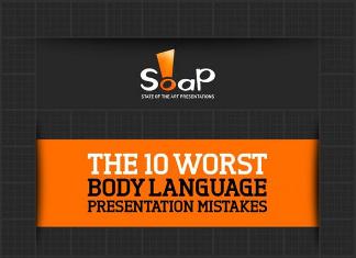 10 Body Language Mistakes that Destroy Presentations