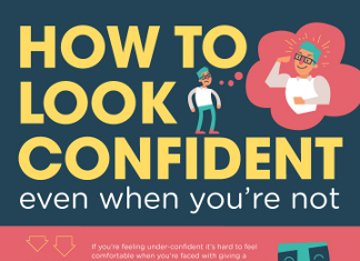 7 Ways to Look More Confident in Any Situation