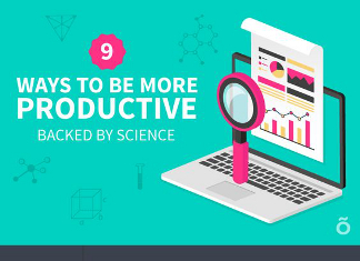 9 Ways to Increase Productivity at Work