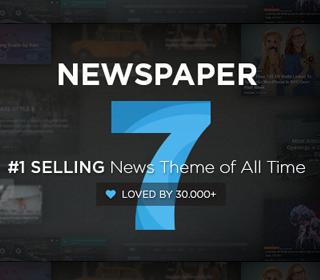 newspaper-7-wordpress-theme-logo