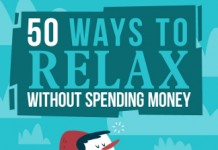50 Ways to Relax Your Mind and Body