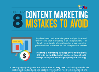 8 Biggest Content Marketing Mistakes to Avoid