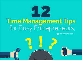 12 Great Time Management Tips for Entrepreneurs