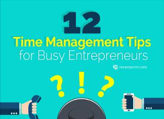 12 Great Time Management Tips for Entrepreneurs