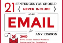 21 Phrases to Never Include in an Email Message